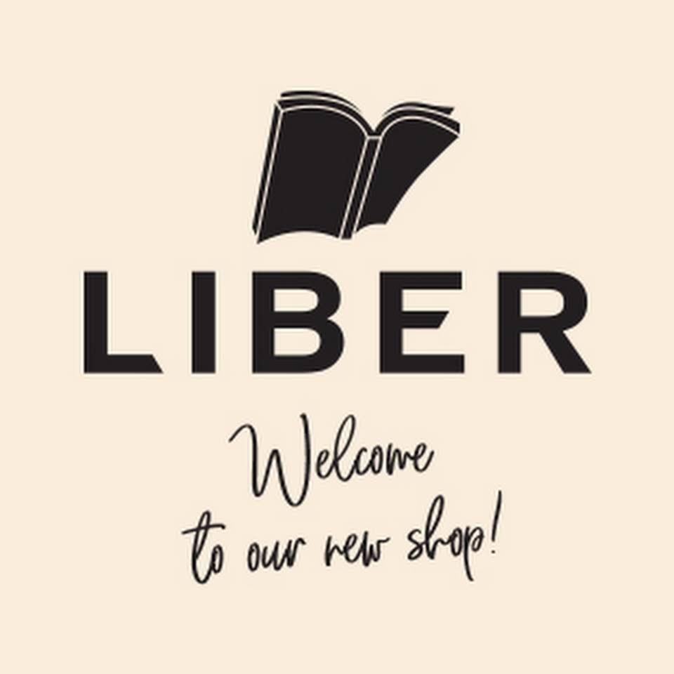 Ευχαριστούμε τα βιβλιοπωλεία LIBER για τη προσφορά τους